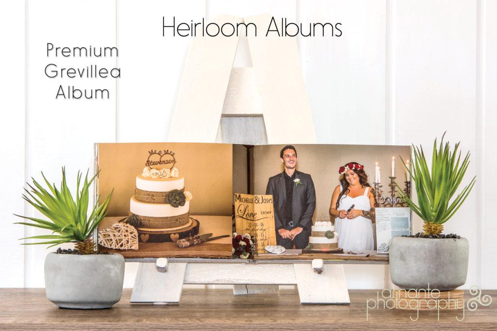 Premium Grevillea Album
