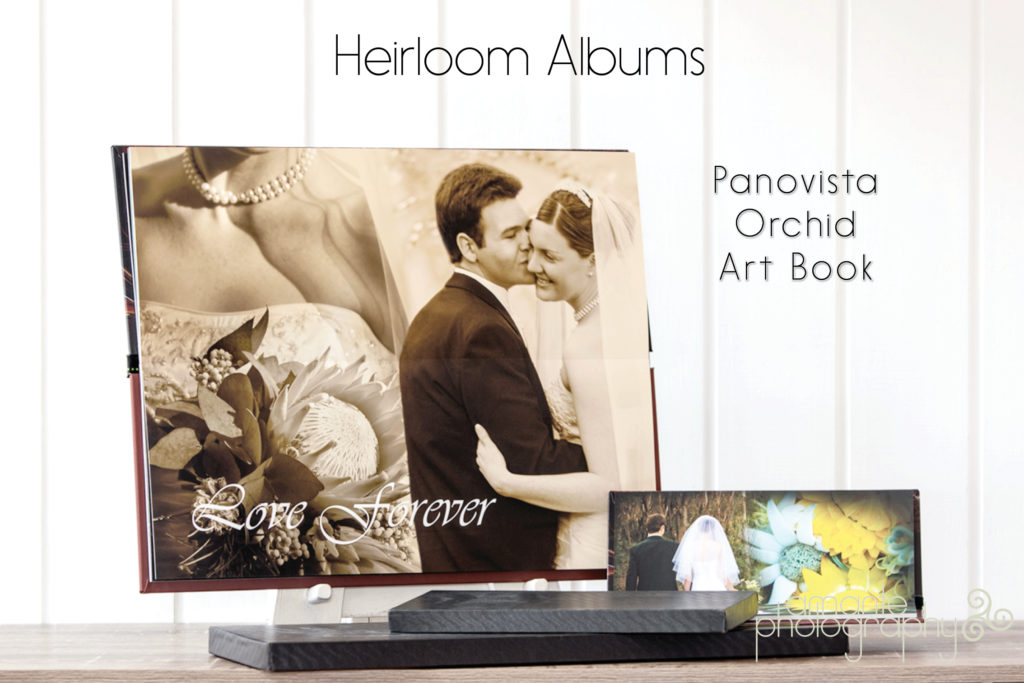 Panovista Orchid Art Book